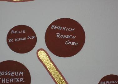 Die Heinrich Rohden GmbH im Hundertwasserhaus
