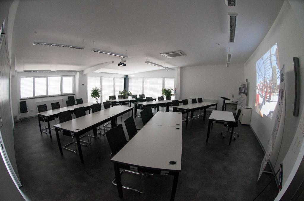 Unser Schulungsraum